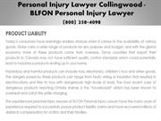 Injury Lawyer Collingwood ON