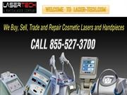 Great Range of Laser Equipment Repair and Services By Laser Tech LLC