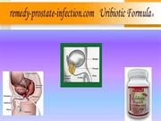 Prostate infection (prostatitis)