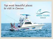 Top most beautiful places to visit in Cancun