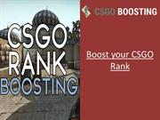 Get Professionally Boost your CSGO Rank