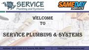 Plumbing Tacoma Washington