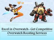 Excel in Overwatch- Get Competitive Overwatch Boosting Services