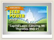Star Power 2009 Power Point