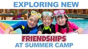Exploring New Friendships at Summer Camp