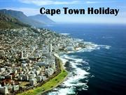 Enjoy an Exciting Holiday in Cape Town