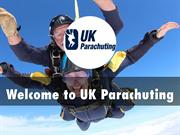 UK Parachuting Presentation