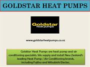 Goldstar Heat Pumps