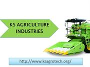 KS AGRICULTURE INDUSTRIES