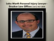 Lake Worth Personal Injury Lawyer FL