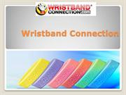 Debossed Wristband | Medical Alert Wristband | Color Core Wristband