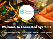 Connected Systems Presentation