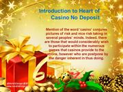 Introduction to Heart of Casino No Deposit