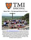 TMI — The Episcopal School of Texas | Private High Schools
