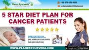 Cancer Prevention Diet - 5 Star Diet Plan for Cancer Patients