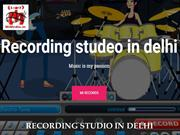 Recording Studio in Delhi