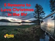 5 Reasons to Love Christmas in the RV