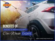 Benefits of Professional Car Wash in Albuquerque