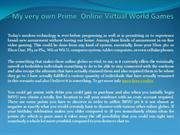 My very own Prime  Online Virtual World Games