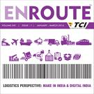 Enroute: Make In India & Digital India Perspective - TCI Logistics
