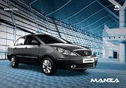 Tata Manza - The Best Fuel-Efficient Car by Tata Motors