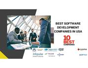 BEST SOFTWARE DEVELOPMENT COMPANIES IN USA