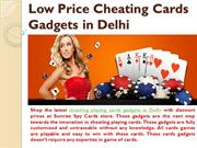 Low Price Cheating Playing Cards Gadgets in Delhi