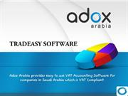 VAT accounting software in Riyadh,Saudi Arabia