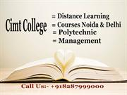 Cimt College - Distance Learning Courses Noida & Delhi