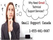 Tech Gmail Help Online Support Phone Number 1-855-441-9647 Canada