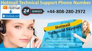 Hotmail Support: 44-808-280-2972 Customer Service Number UK