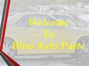 Easily Buy Used Car Parts Online at BlissAutoParts.com