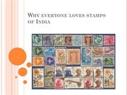 Why everyone loves Stamps of India