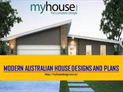 Modern Australian House Designs and Plans