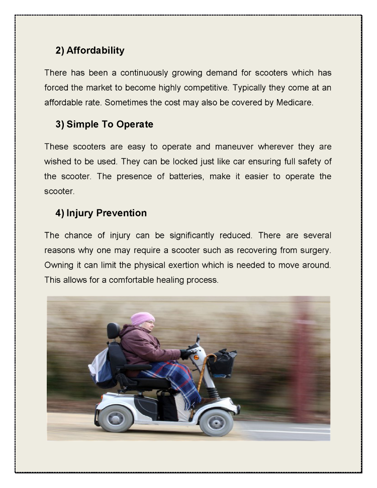 Mobility Scooters Melbourne - Health And Mobility |authorSTREAM