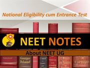 Free Neet Notes for Physics, Chemistry and Biology at Neetnotes.com