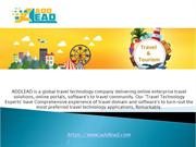 Travel and Tourism Website Development Compoany