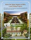 Know the Major Impacts of DDA Land Pooling Projects