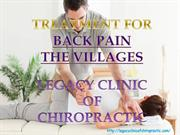 Back Pain the Villages