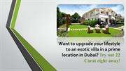 Luxury Real estate for Sale in Dubai