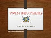 Twin Brother Flooring is one of the best Carpet Store in Tampa