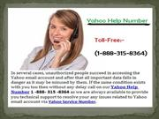 Yahoo Help Number: Best Yahoo Technical Support