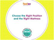 Feelex is Undoubtedly the Best Ortho Mattress Brand in India