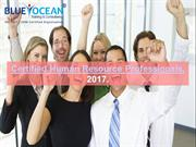 Certified Human Resource Professionals, 2017