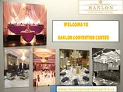 Banquet Hall in Canada