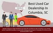 Finding Reputable Used Car Dealerships in Columbia SC