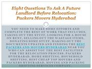 Eight Questions To Ask A Future Landlord Before Relocation Packers Mov
