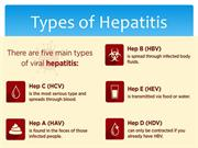 Types of Hepatitis Hep C Cure Generic Harvoni