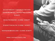 Readymade PHP Healthcare Appointment Booking Clone Script