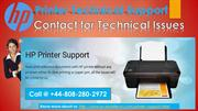 HP Printer Technical Support  +44-808-280-2972  Phone Number Helpline